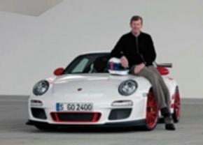 Walter Rohrl Porsche 911 GT3 RS