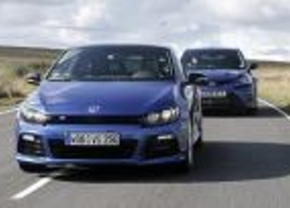 VW start R-afdeling