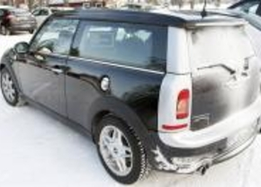 Mini Clubman facelift 2010