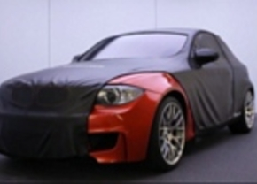 BMW 1 Serie M Coupé teaser video