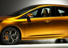 Officieel Ford Focus ST 2012