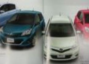 Toyota yaris 2011 lek