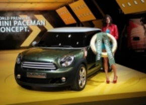 Mini Paceman gaat in productie