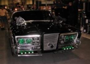 The Green Hornet Black Beauty