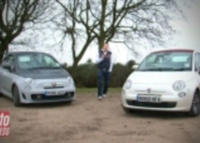 Fiat 500c twinair vs 500c abarth