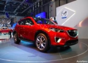 Live in Genève 2011: Mazda Minagi Concept