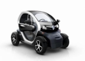 Twizy, de elektrische Renault krijgt een prijs