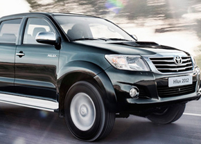 Officieel: Toyota Hilux 2012