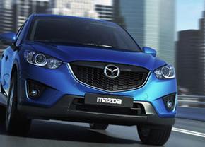 Officieel: Mazda CX-5