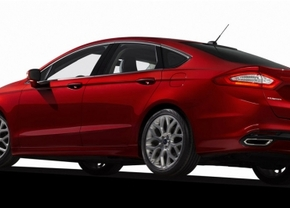 Ford Fusion 2012 Ford Mondeo 2012