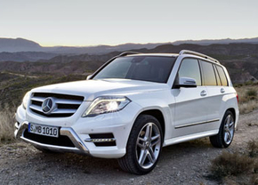 Officieel: Mercedes GLK facelift