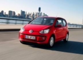Volkswagen Up! is World Car of the Year