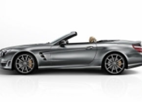 Mercedes Benz SL 65 AMG 45th Anniversary