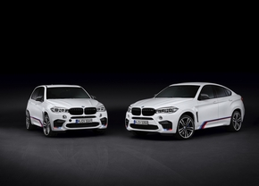 Bmw M Performance parts X5 M en X6 M