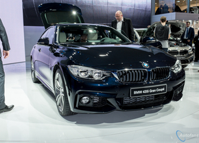 Live in Genève 2014: BMW 4 Gran Coupé