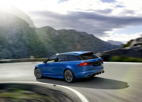 De Jaguar XFR-S Sportbrake is officieel