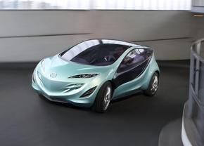 Ook Mazda wil kleine premium auto bouwen