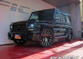 Offiice-f mercedes G55 AMG
