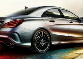 Mercedes CLA first official pics