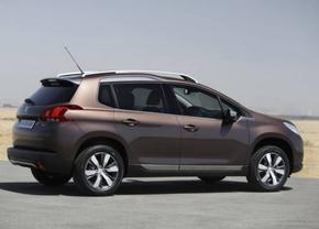 Peugeot blaast 'em op: 2008 HYbrid Air