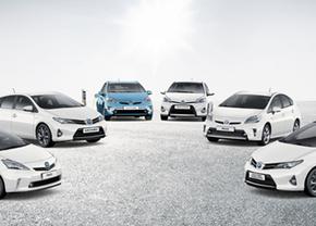 Toyota Hybride