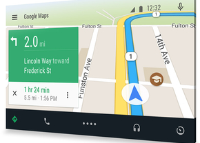 safety-first android auto