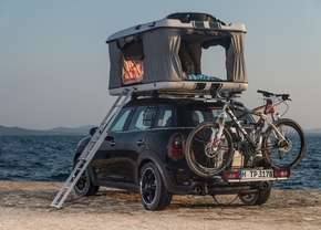 Mini All4 Camper