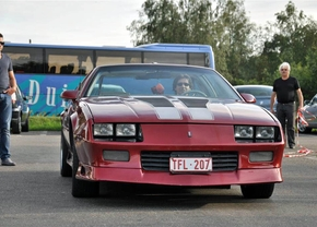 Chevrolet Camaro 3th Gen