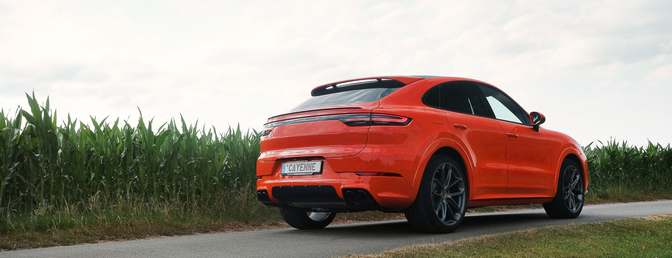 Rijtest Porsche Cayenne Coupe 2019 V6 Review