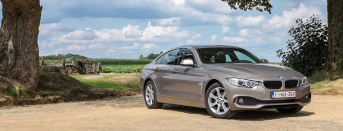bmw 418d gran coupe