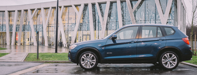 bmw x3 sdrive 18d lci facelift